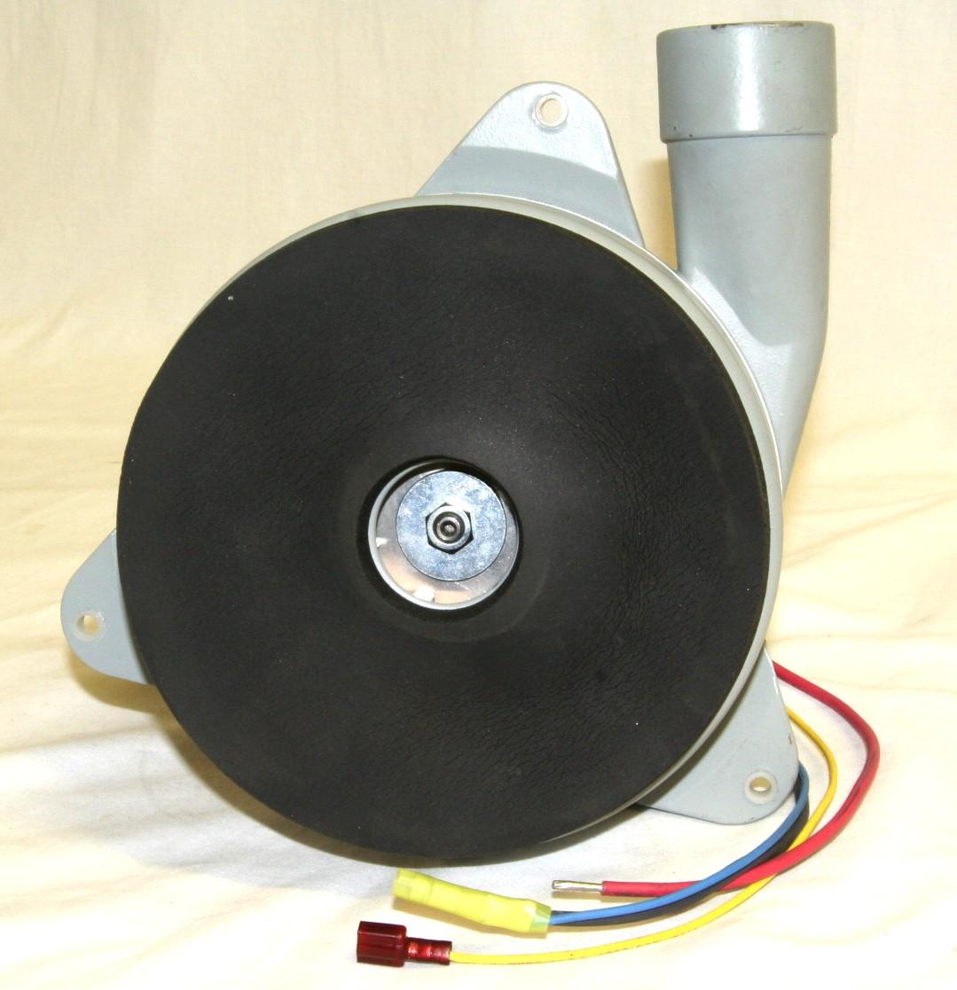 Sweeper Vacuum Motors